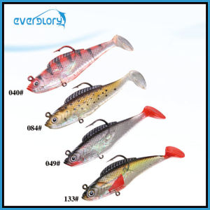 8cm/10cm Lead Fish Lure in Multi Color Fishing Lure pictures & photos