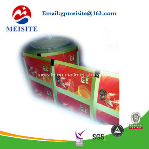 Food Packaging Bag Plastic Films in Roll for Chips