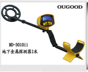 Underground Metal Detector for Detect Buried Metal