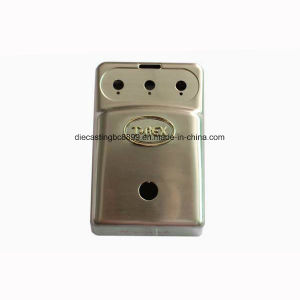 Panel Shell Die Casting Parts pictures & photos