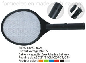 Battery Electric Mosquito Swatter C030 pictures & photos