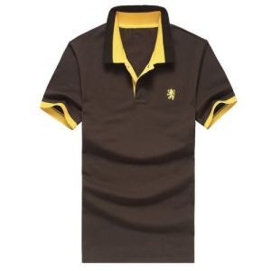 2016 New Fashion Design Men′s Polo T Shirt