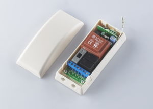 1.1W Power Consumption for Tubular Motor Controller pictures & photos
