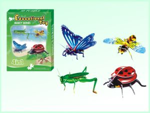 Intelligent Toys DIY 3D Puzzle (H4551311) pictures & photos