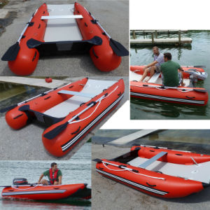 China OEM High Speed Fast Inflatable Boat with CE pictures & photos