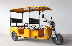 Three Wheeler Electric Passenger Motorcycle pictures & photos