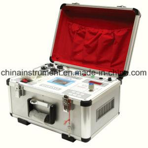 Circuit Breaker Sulfur Hexafluoride Switch Tester pictures & photos