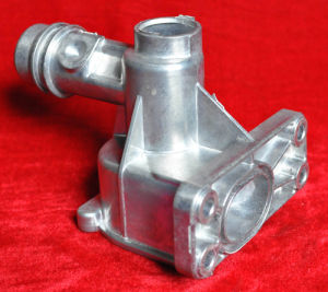 Farmland Use Water Pump Aluminum Die Casting Parts pictures & photos