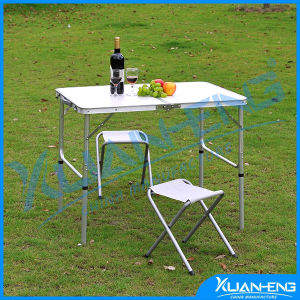 Outdoor Plastic Portable Picnic Folding Table pictures & photos