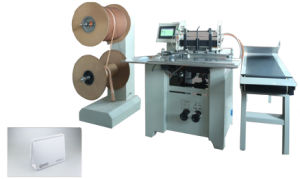 Electric Heavy Duty Punch Machine and Double Wire Binding Machine (SUPER450&DCA-520) pictures & photos
