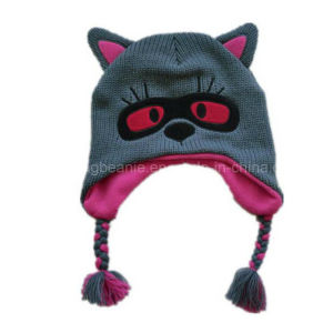 Fashion Cute Animal Knitted Hat pictures & photos