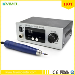 70, 000rpm Non-Carbon Brushless Dental Micromotor Polishing Unit with Handpiece pictures & photos