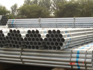 Steel Gi Pipe/Gi Pipe Price/Gi Pipe 6m Length pictures & photos