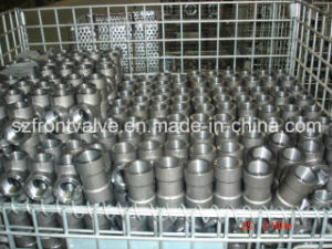 High Pressure Forged Steel Socket Welded Pipe Fittings pictures & photos