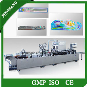 The Newest Fully Automatic Toothbrush Packaging Machine HP-300 pictures & photos