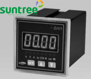 Single Phase Multifunctional Power Meter with Good Quality pictures & photos