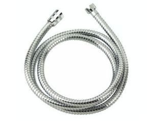 Stainless Steel Shower Hose for Bathroom Faucets, EPDM, Brass Nut, 1.5m Length pictures & photos