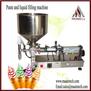 Semi-Automatic Cream&Water Filling Machine