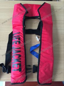 Solas Approved Auto Inflatable Lifejacket pictures & photos