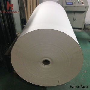Fast Dry 45, 55, 70, 80GSM Inkjet Heat Transfer Sublimation Transfer Paper Jumbo Roll for Sublimation Fabric pictures & photos