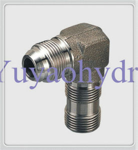 Hydraulic Fittings Jic 37 Deg Flared Tube Fittings pictures & photos