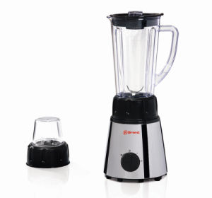 Geuwa 2 in 1 Multifunction Electric Vegetable Blender with Grinder B23A pictures & photos