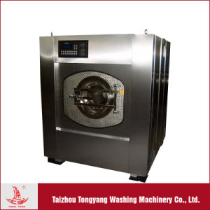 100kg Washer Extractor/ 220lbs Washer and Dryer Both in One pictures & photos
