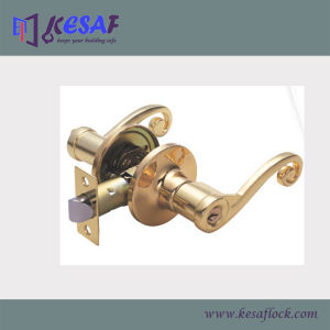 Zinc Alloy Safe Tubular Lever Door Locks