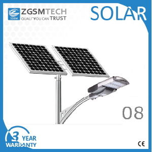 80W Solar PV LED Street Light Split Type pictures & photos