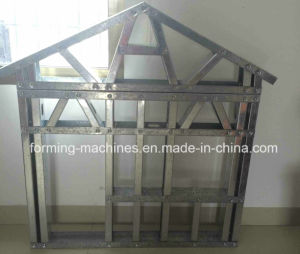 C89 Light Guage Steel Framing Roll Forming Machine pictures & photos