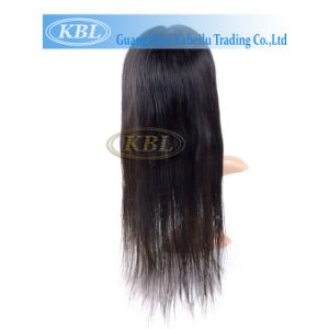 Natural Straight Indian Half Lace Wig pictures & photos