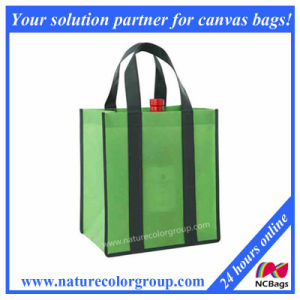 Promotional 6 Bottles Bag Green pictures & photos