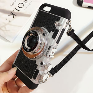 Customized Camera Style Phone Case for iPhone 6/6plus