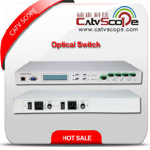 Reasonable Price High Performance 1xn Optic Cable Protection Switch pictures & photos