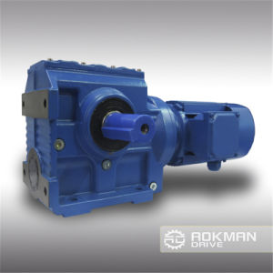 High Torque Sew Standard S Series Industrial Helical Worm Gearbox pictures & photos