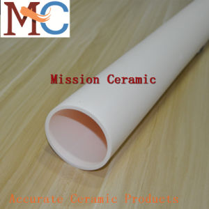 Fine Polished Surface Al2O3 Alumina Ceramic Tube pictures & photos