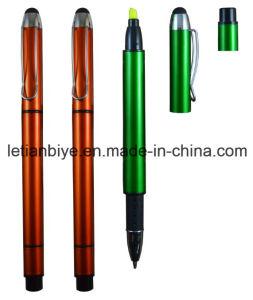 Marker Highlighter Pen, Fluorescent Pen (LT-D006) pictures & photos