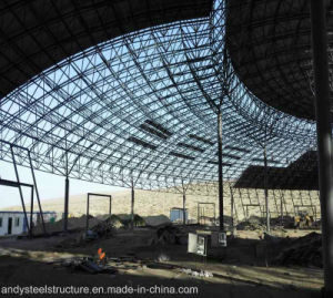 Light Steel Structure Space Frame Roofing with Large Span for Water Park pictures & photos
