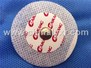 Top Quality ECG Electrode Disposable ECG Electrodes pictures & photos