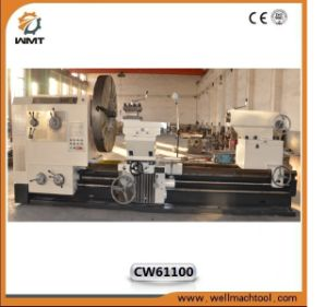 CW61100 metal Lathe for precision metal cutting pictures & photos