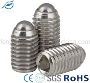Stainless Steel Spring Plunger/Ball Plunger pictures & photos