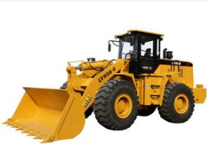 XCMG Wheel Loader (LW300F, construction Machinery) pictures & photos