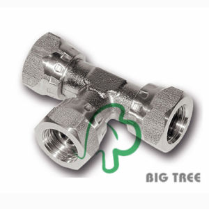 Standard Fastener Stainless Steel 316 Hydraulic Tube Adapter pictures & photos