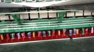High Speed Chenille Embroidery Machine with Multi Heads pictures & photos