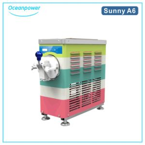 Soft Ice Cream Machine (Oceanpower Sunny A6-Rainbow) pictures & photos