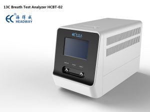 Breath Test Analyzer (for H. pylori detection) Hcbt-02 pictures & photos