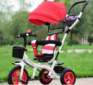 2017 Baby Tricycle Stroller Kids Tricycle with Umbrella pictures & photos