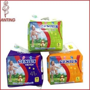 China Factory OEM Good Price Disposable Baby Diapers pictures & photos