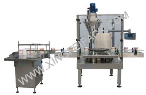 Roasted Coffee Filling Machine (XFF-G) pictures & photos
