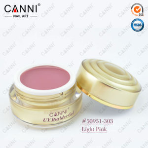 #50951j Canni Factory Hot Sell Nail Art 15 Color 15ml Gel Camouflage Cover UV Construction Builder Extend Nail Gels